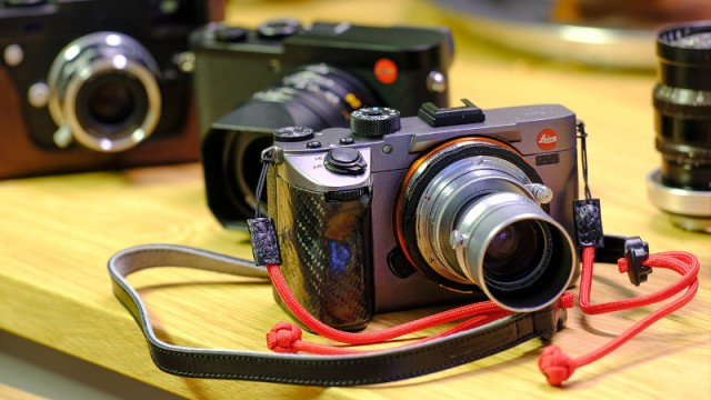 Turning A Sony Into A Leica Through Extreme Camera Modding
