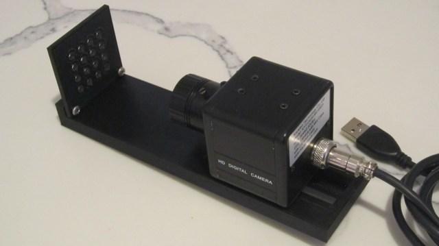 FiberGrid: An Inexpensive Optical Sensor Framework