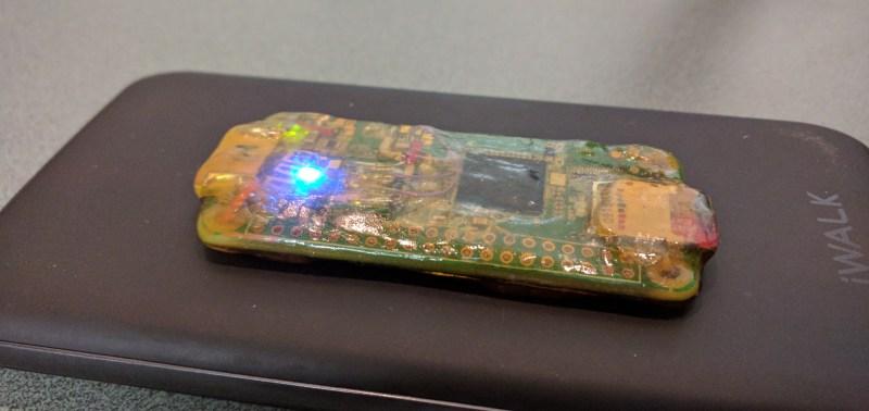 Pegleg: Raspberry Pi Implanted Below The Skin (Not Coming To