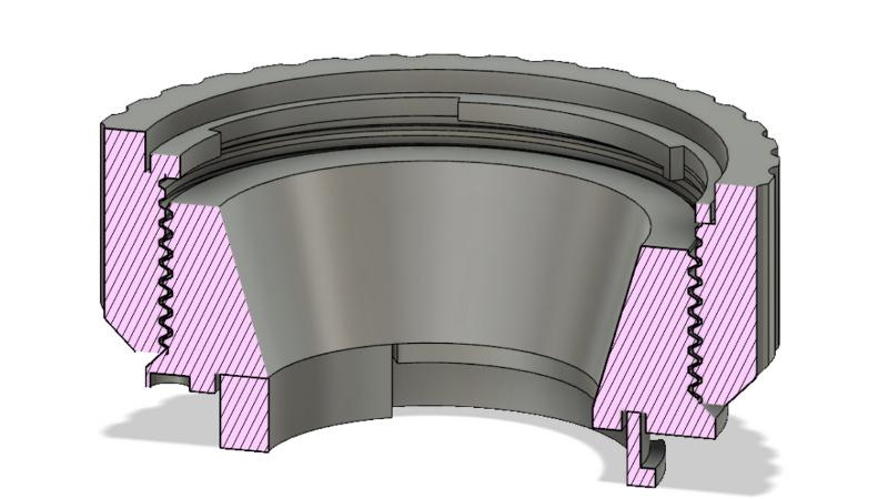 A Teeny Tiny 3D Printed Macro Extension Tube | Hackaday