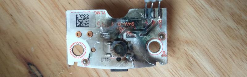 ASK LAMP-023 Complete Lamp Module Original Brand