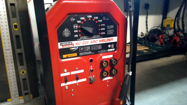 Modified Tombstone Welder Contains A Host Of Hacks Hackaday