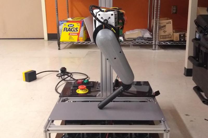 OpenLeg – The Open Source Robot Leg