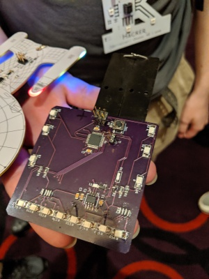 Enterprise badge - prototype