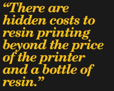 Quando ha senso passare alla stampa 3D in resina? 3