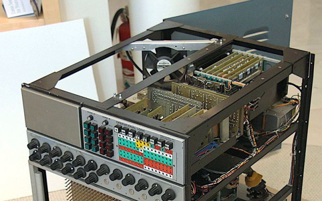 Secrets From A 1969 Analog Computer
