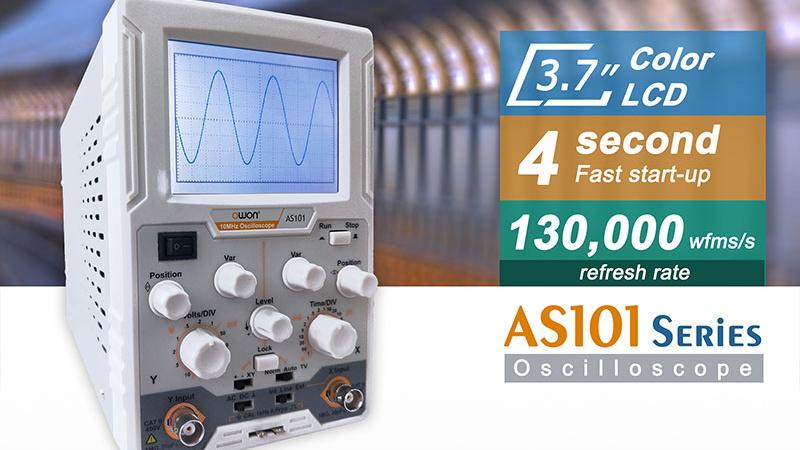 Digital Oscilloscope Does Its Best Analog Impression | Hackaday