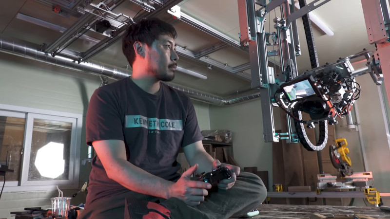 Speed Up Filming With This Jawdropping 8-Axis Camera Crane
