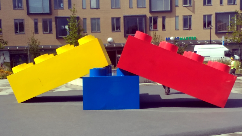 Lego House: Right Next to Denmark's Legoland, But Way Cooler