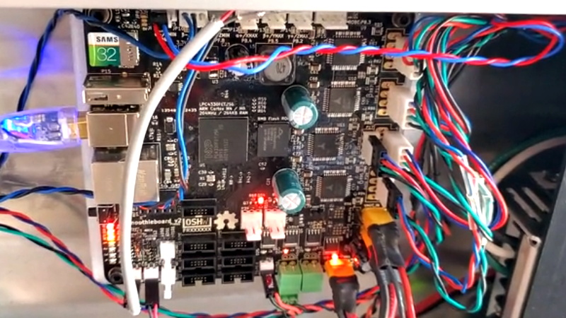 Tales from the Global Chip Shortage: Smoothieboard
