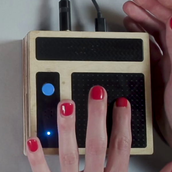 Trill: Easy Positional Touch Sensors For Your Projects