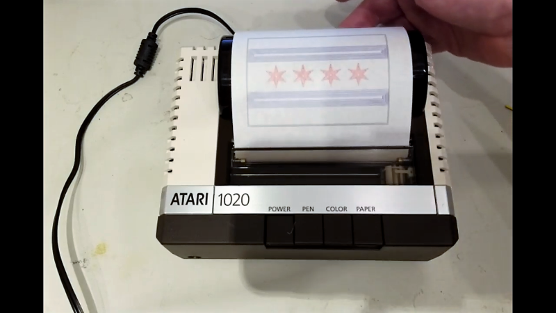 Retro Hardware Plots Again Thanks To Grbl And ESP32 | Hackaday
