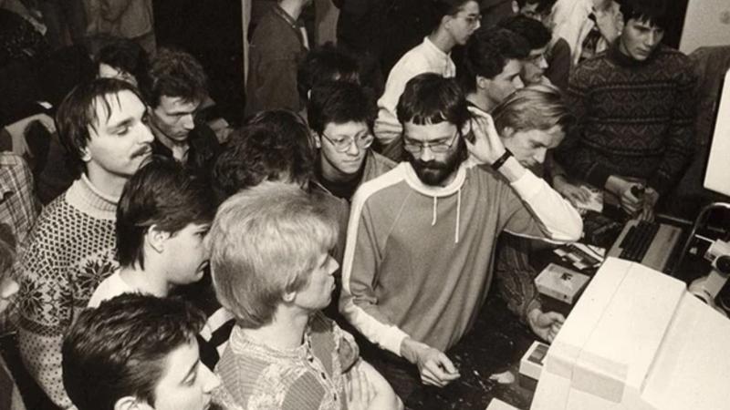 How a Secret Gaming Scene Emerged in Communist East Germany