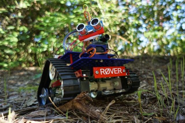 Navigating The Dark Side: Controlling Robots With Zero Radio Communication