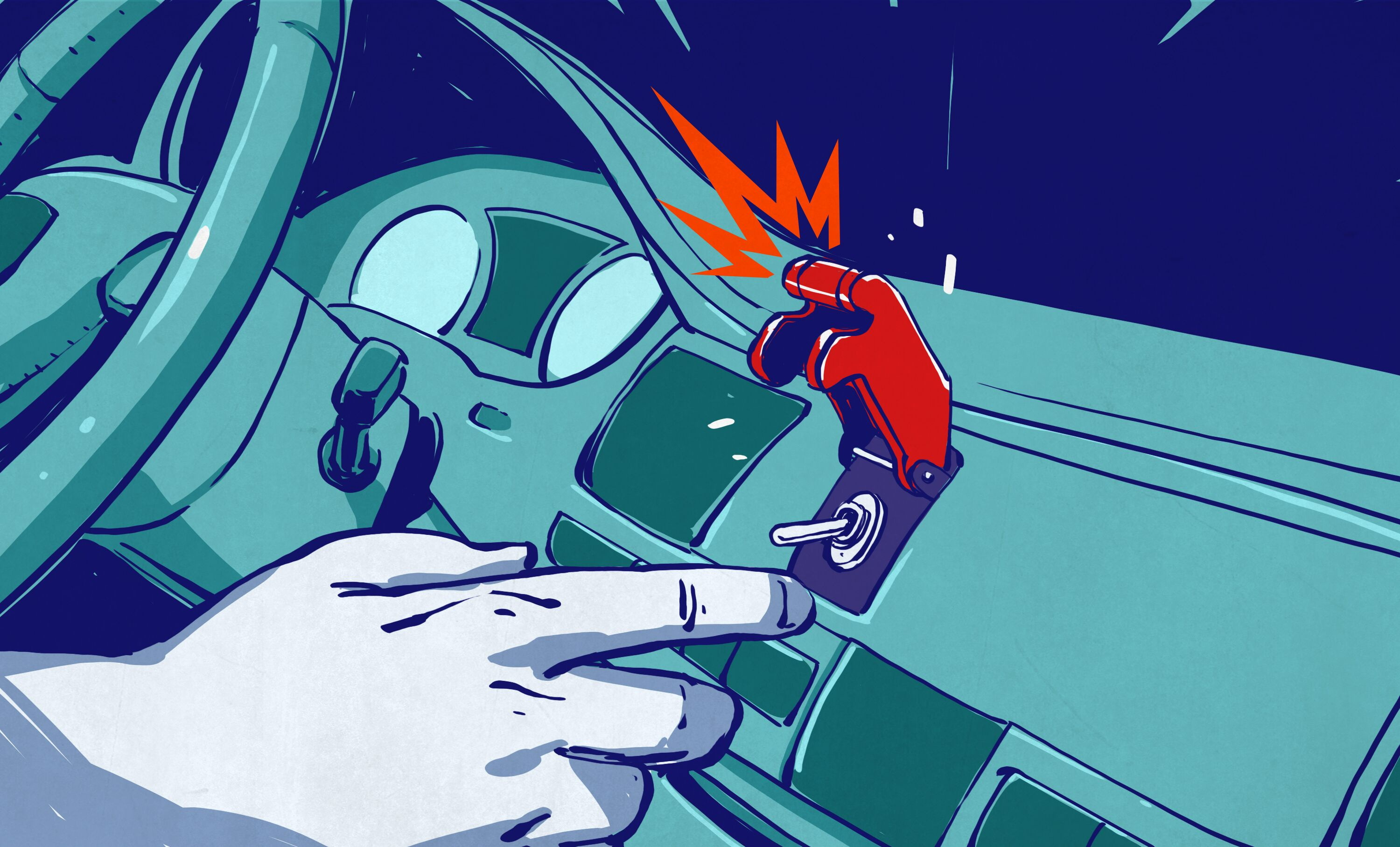 Ask Hackaday: Does Your Car Need an Internet Killswitch?