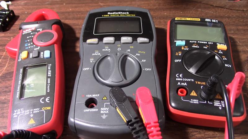"120 Volt Test Light Tool Alligator Clips 24/"" Wire Leads 6 Watt Lamp"