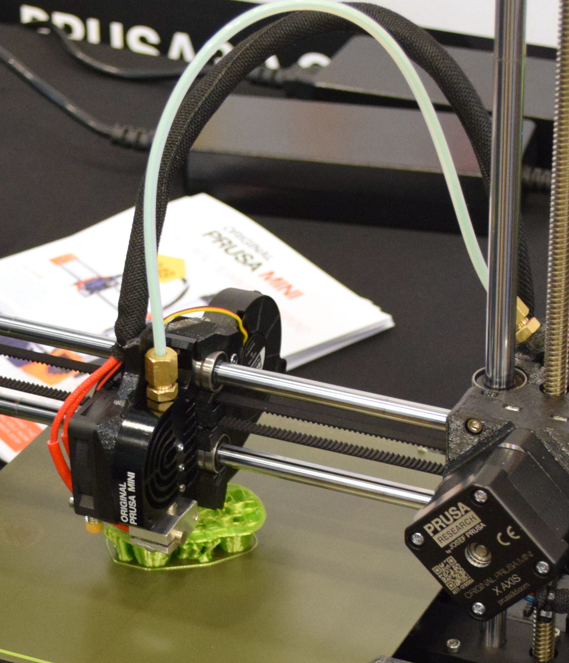 Prusa Unveils New Mini 3D Printer, Shakes Up The Competition