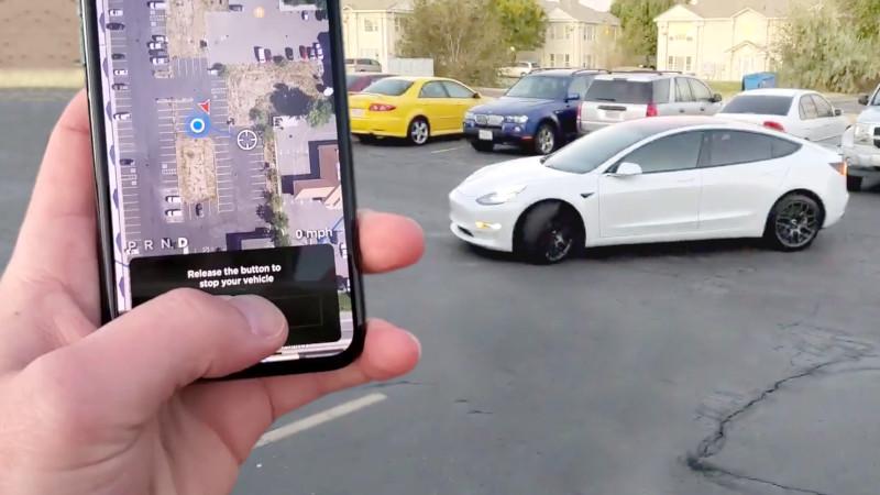 Teslas Smart Summon Gimmick Or Greatness Hackaday