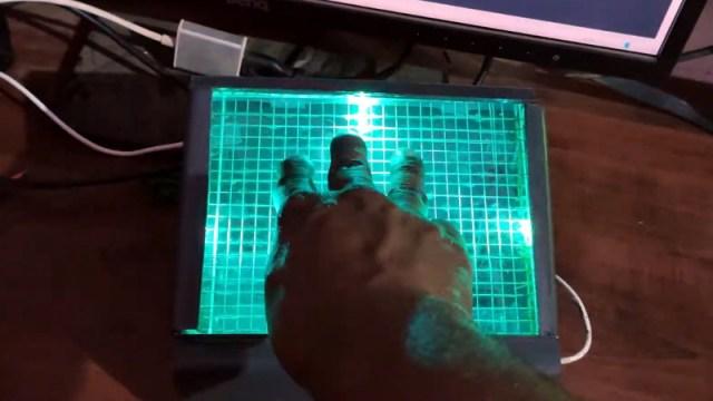 Building A Cyberpunk Multi-Touch Input Device