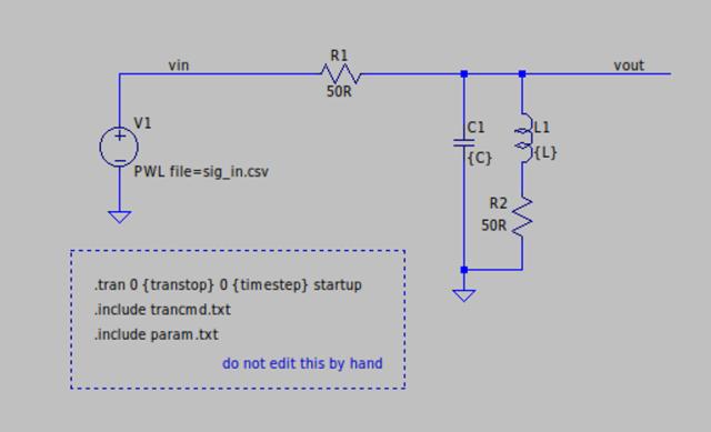 Circuit Simulation In Python