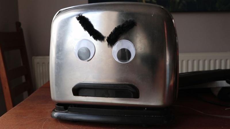 Ted The Talking Toaster - RapidAPI