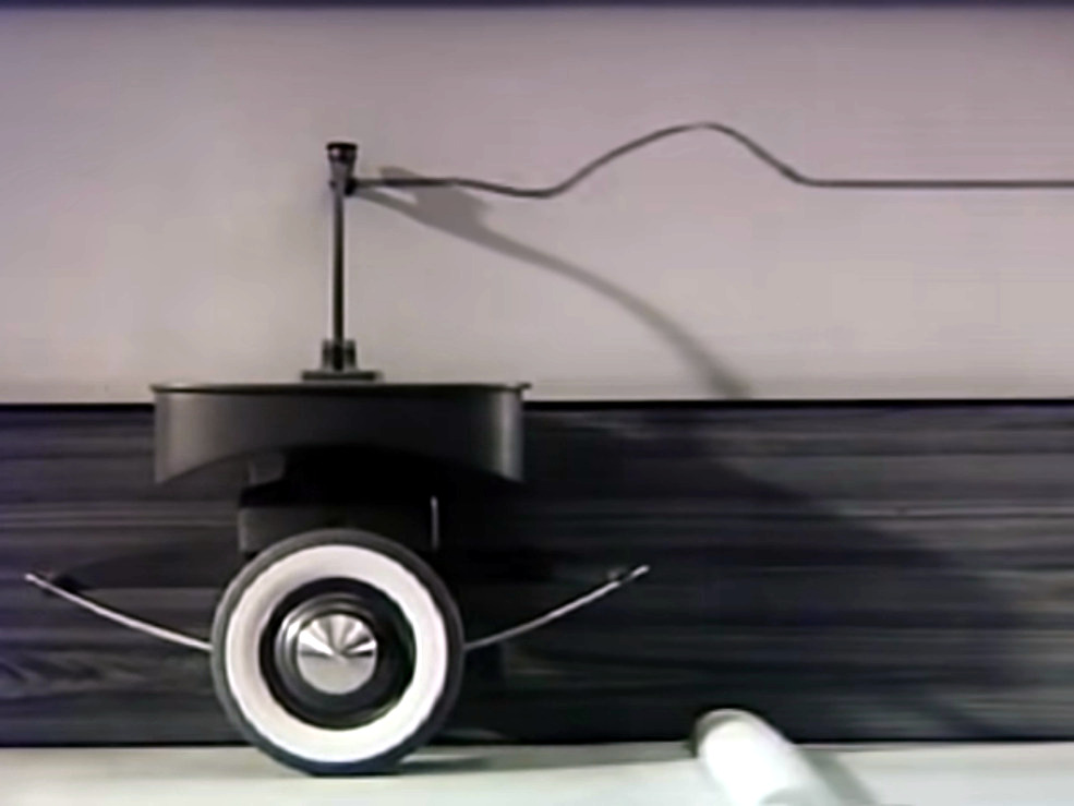 Retrotechtacular Automotive Suspension Is All About Waves Hackaday