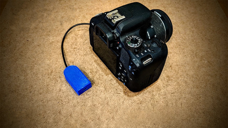 Bluetooth Intervalometer Makes Time Lapses Easy