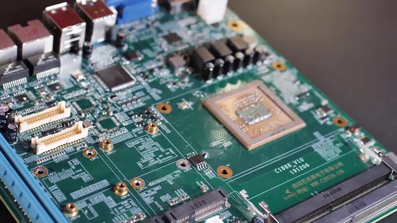 China x86 Chips Hitting the Market