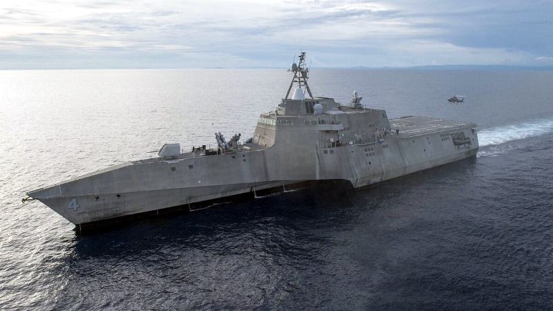 US Navy Looking To Retire Futuristic Prototype Ships