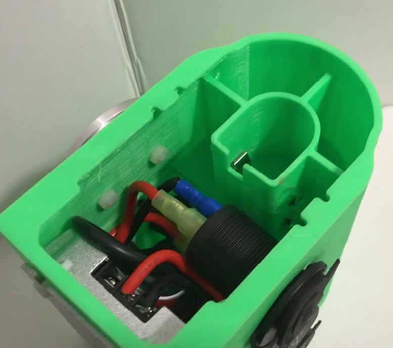 Diy Power Station Puts Ryobi Batteries To Work Hackaday