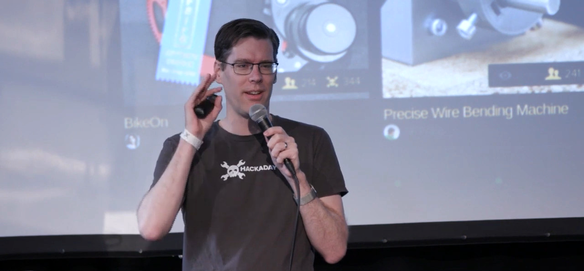 Supercon Talk: Mike Szczys Runs Down the State of the Hackaday 2019