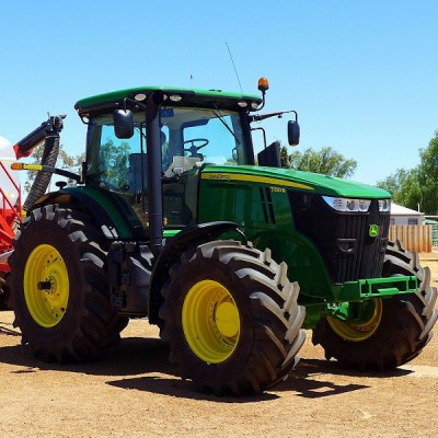 John Deere tractors are notroious for their dodgy DMCA