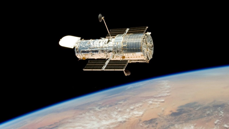 The Fix is In: Hubble's Troubles Appear Over for Now