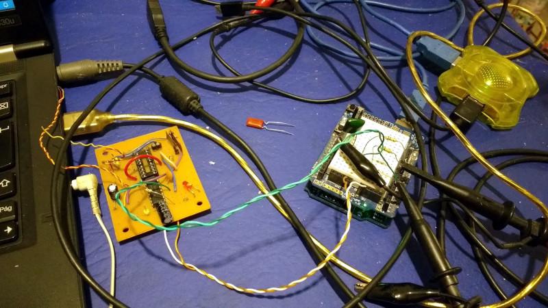 An Arduino As A PLL