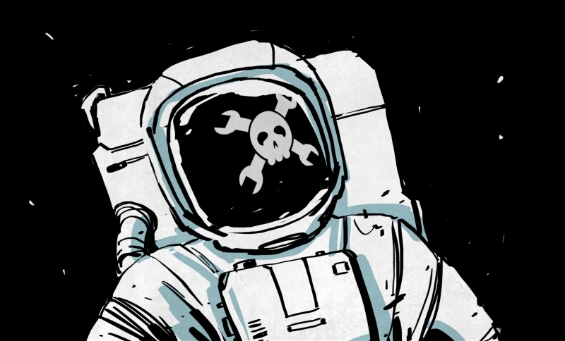 Spacing Out: StarShip Explodes (Again), Passenger Space Flight, Space Bugs, Astronaut Bone, and Martian Water