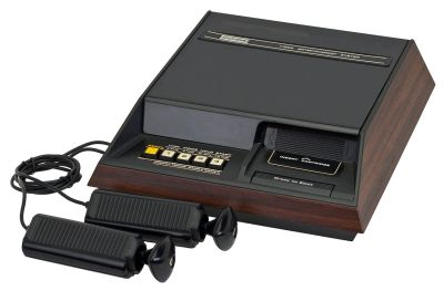 The Fairchild Channel F console