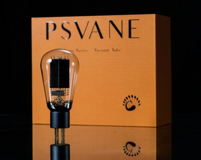 PSVane are definitely marketing their tubes such as this 300B as desirable high-end products.