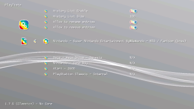 HOW TO Set up Retroarch on BleemSync 1.0 Playlists Cores PSP and more 20 45 screenshot