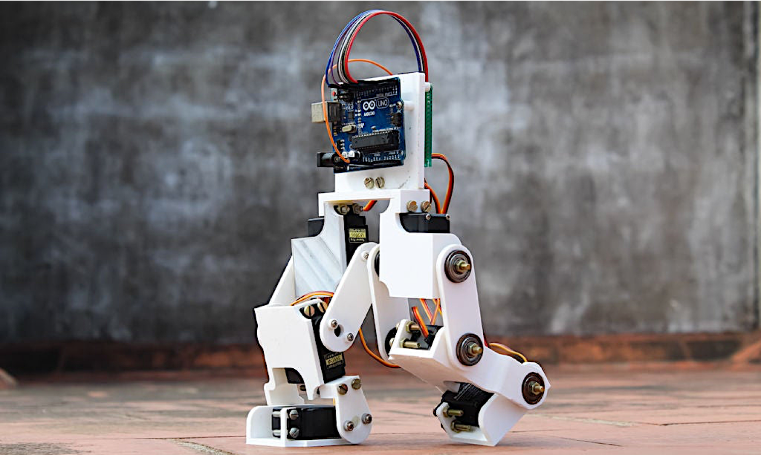 Robotics projects are always a favorite for hackers. Being able to almost literally bring your project to life evokes a special kind of joy that reall