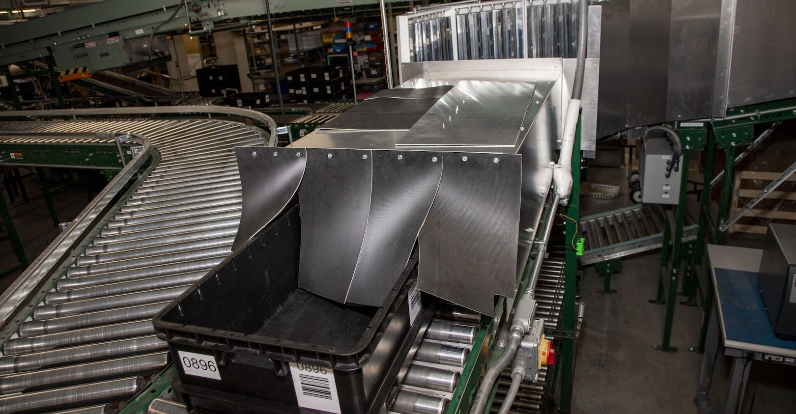 Digi-Key Hacks UV Into Conveyor Line to Protect Warehouse Staff