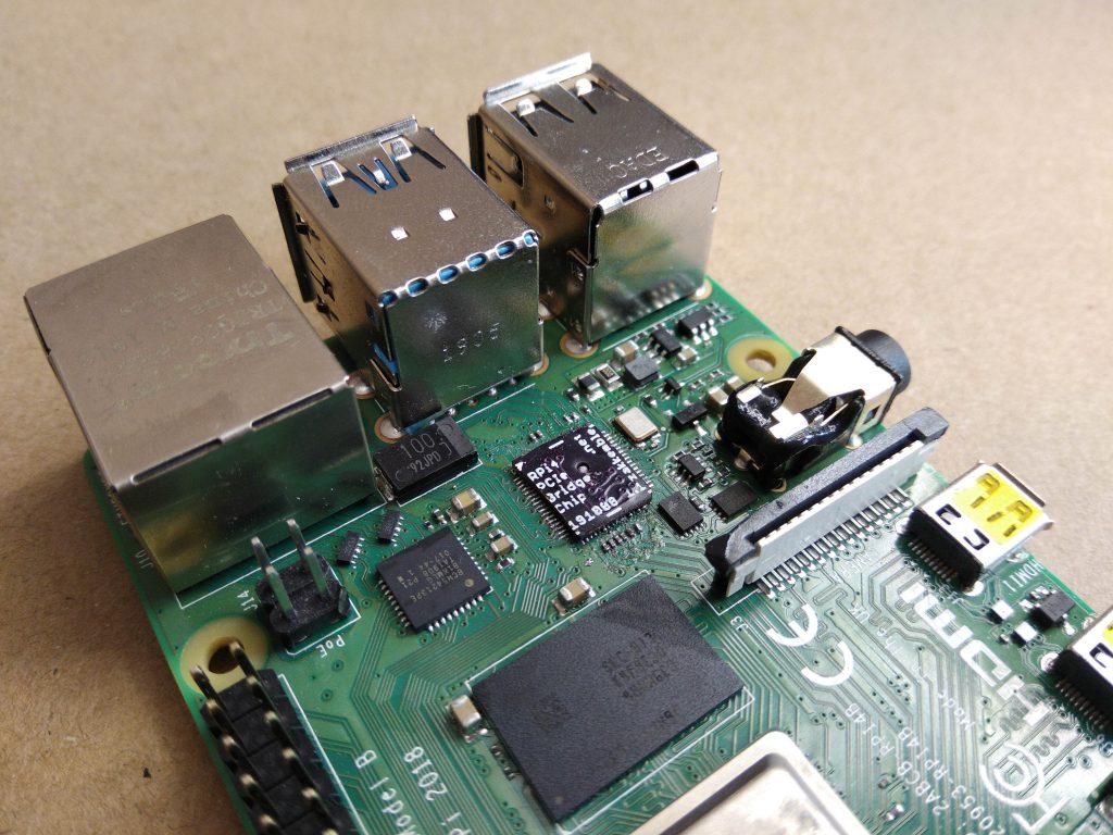 Adicionando PCIe ao seu Raspberry Pi 4, a maneira mais fácil 15