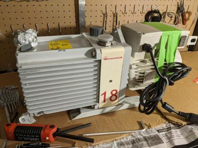 Beware suspiciously cheap eBay vacuum pumps!
