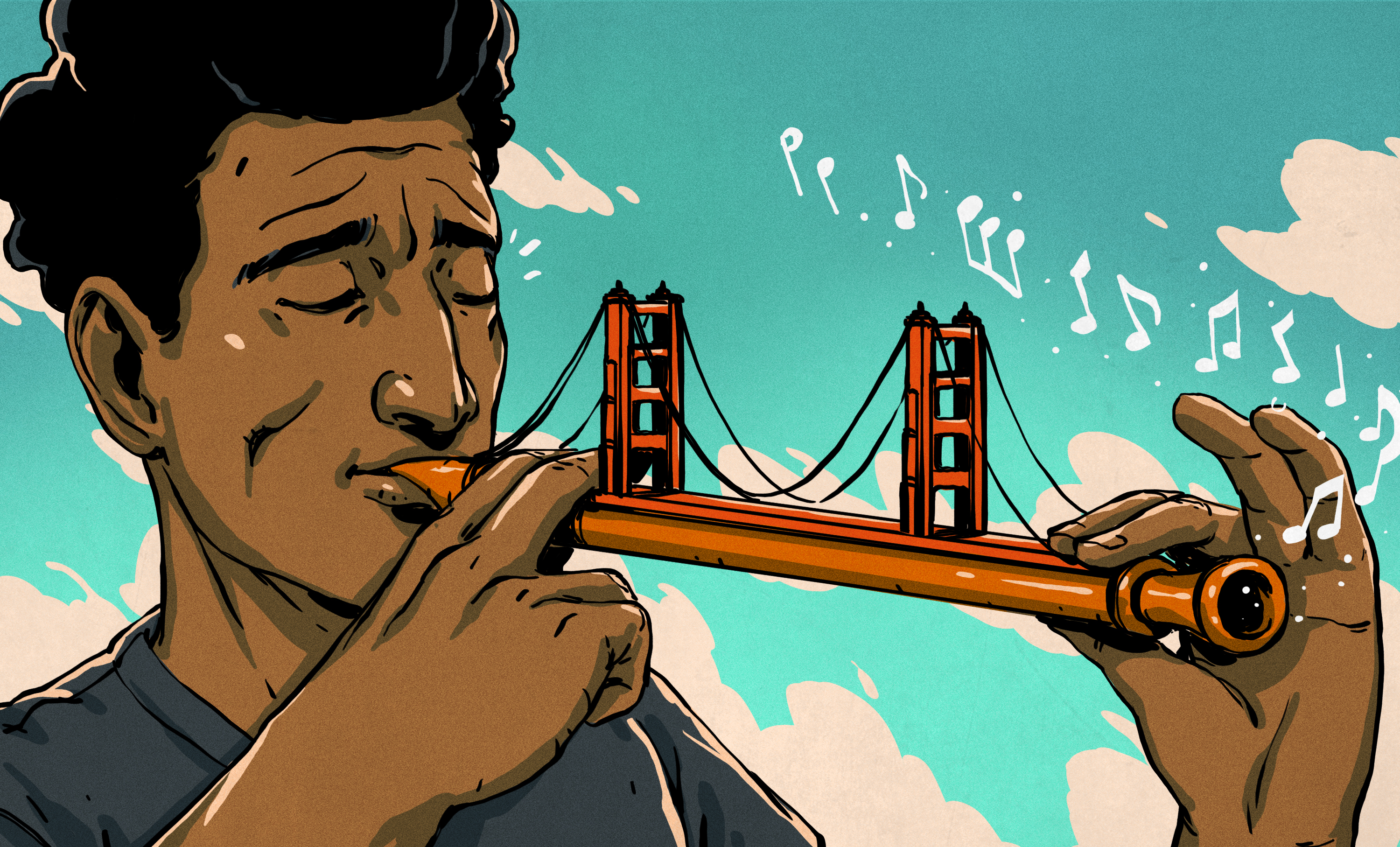 Bridge Over Trebled Water How The Golden Gate Bridge Started To Sing Hackaday