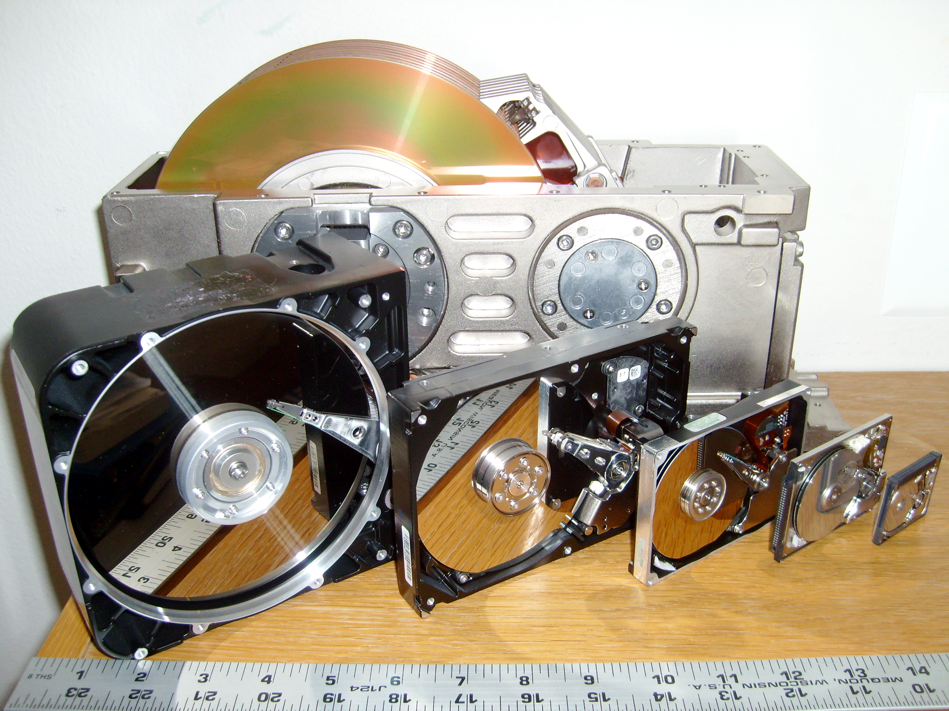 Hard Disk Drives Have Made Precision Engineering Commonplace