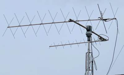 example tracking antennas w2mmd