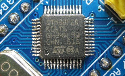 Test Your 'Blue Pill' Board For A Genuine STM32F103C8 MCU