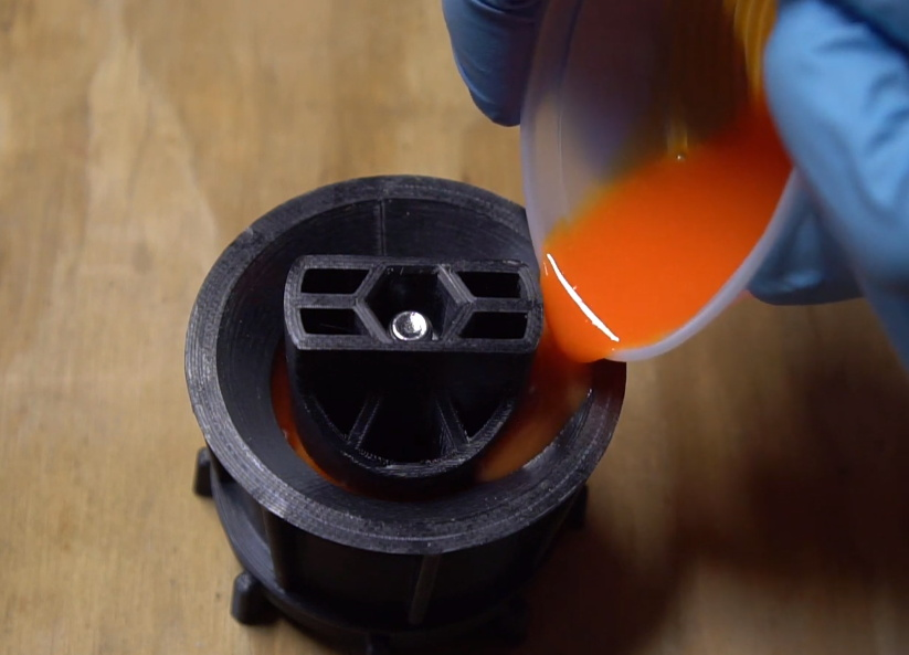 Casting Skateboard Wheels with a 3D Printed Mold