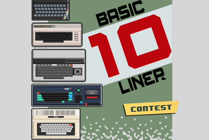 Basic in 10 Lines or Less