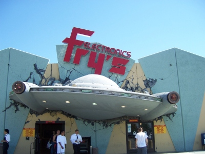 Fry's Electronics Has Fizzled Out Completely