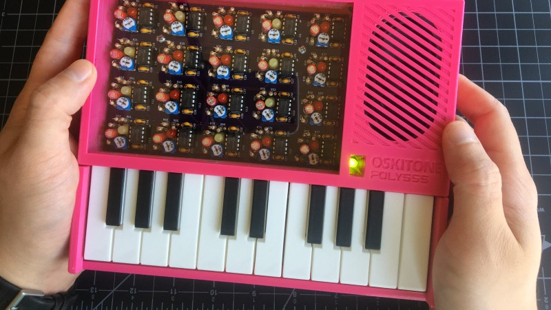Peek Into This Synth S Great Design And Abandoned Features